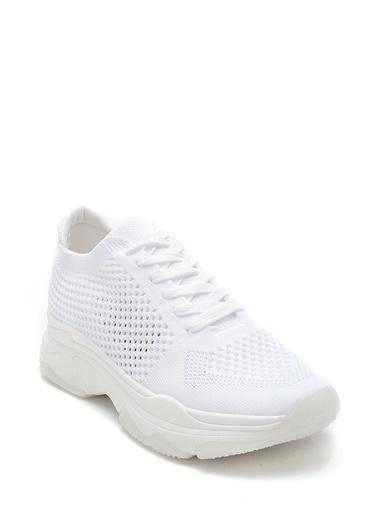 Derimod Kadın Ayakkabı (S19-Gigi-0898) Spor Beyaz